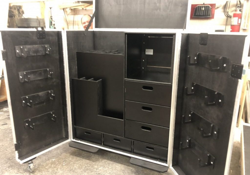 Road and Flight Cases