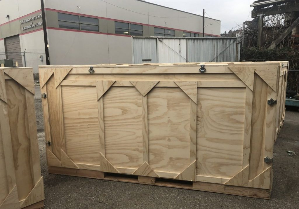 Tradeshow Crate